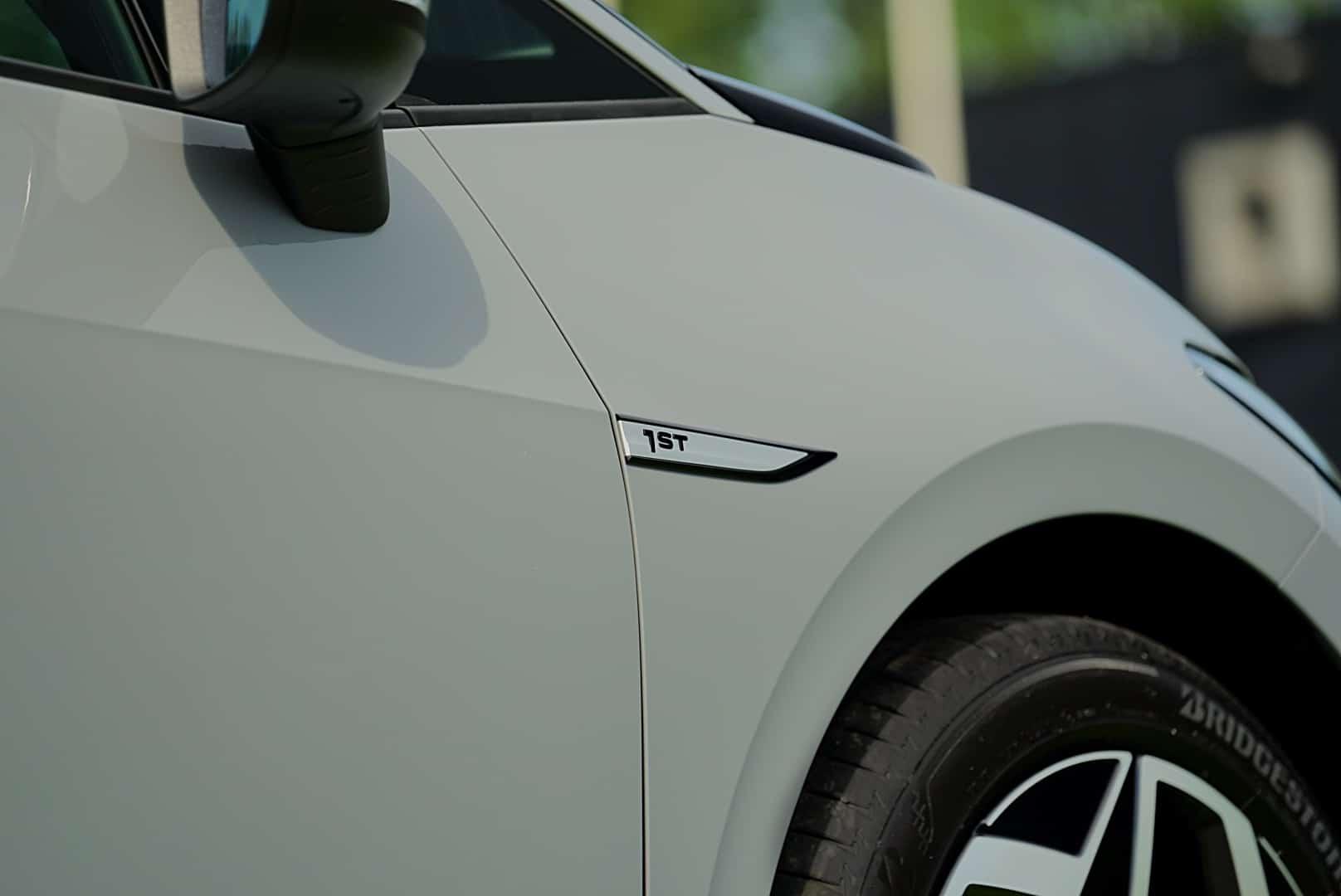 VW id.3 voorwiel